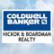 Coldwell Banker Hickok & Boardman Realty Logo