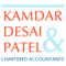 Kamdar Desai & Patel Chartered Accountants Logo