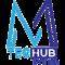 M TECHUB PVT LTD. Logo