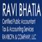 Ravi B CPA & Company, LLC Logo
