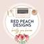 Red Peach Designs